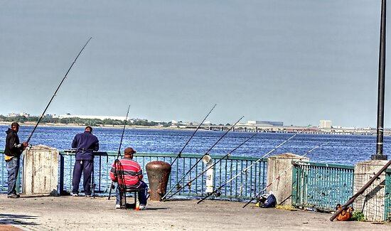 The Fishermen by henuly1