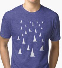 Sailing Tri-blend T-Shirt