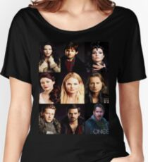 Characters Robin Edition Women's Relaxed Fit T-Shirt