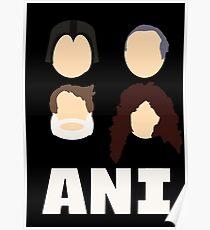 Ani: A Parody Poster