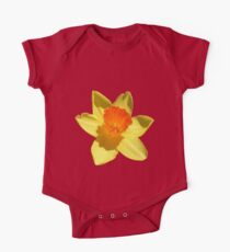 Daffodil Emblem Isolated Kids Clothes