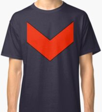 Goldrake Chevron  Classic T-Shirt