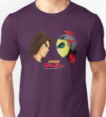 Actarus  & Goldrake Unisex T-Shirt