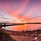 Sunset at Port Lincoln by Robin Young