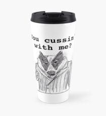 Badger Travel Mug