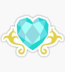 My little Pony - Princess Cadence Cutie Mark Sticker
