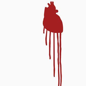 Bleeding Heart by wengus