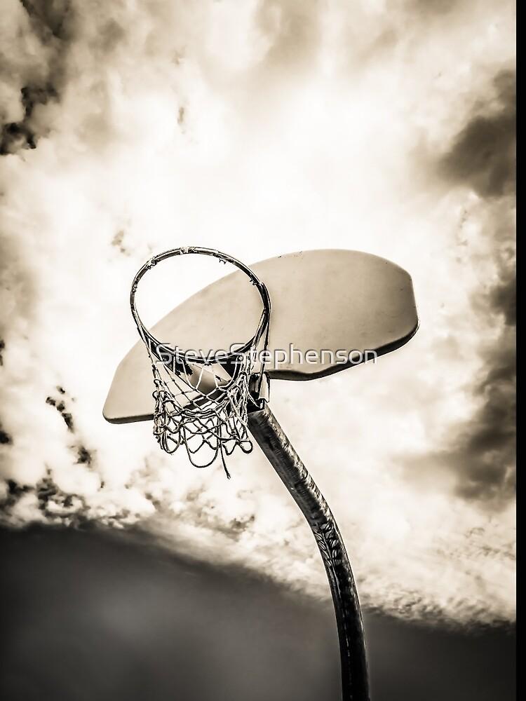 Hoop Dreams by SteveStephenson