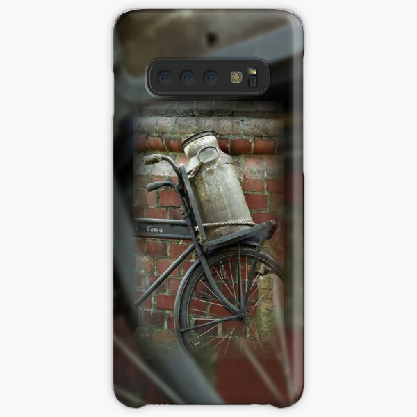At the dairy factory Samsung Galaxy Snap Case