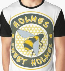 Holmes sweet Holmes Graphic T-Shirt