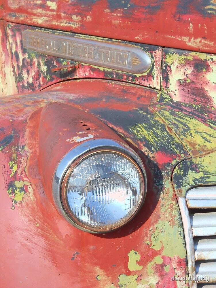 Desert Truck by designingjudy