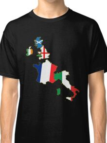 Six Nations Championship  Classic T-Shirt
