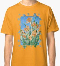 Golden Daffodils Classic T-Shirt