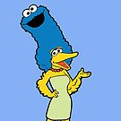 Marge Sesame by mcnasty