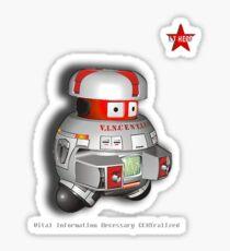 I.T HERO - V.I.N.CENT Sticker