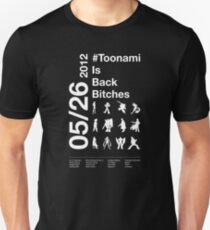 #Toonami Is Back Bitches T-Shirt