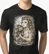Winya No. 34 Tri-blend T-Shirt