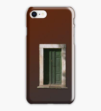 House Nr. 3 (T-Shirt) iPhone Case/Skin