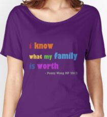 rainbow family Women's Relaxed Fit T-Shirt