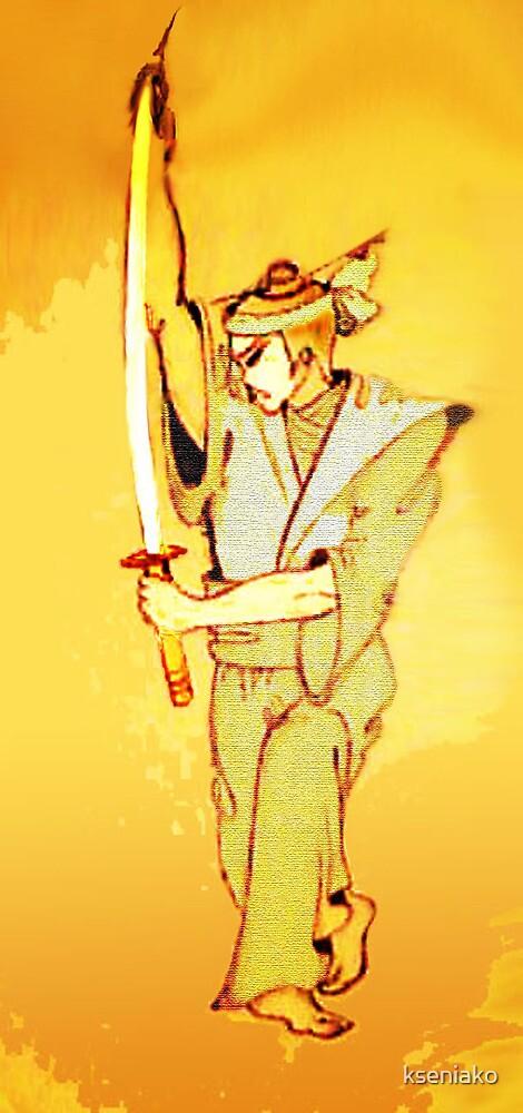 Sword by kseniako