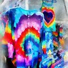 Tie Dye Shirts by Susan Savad
