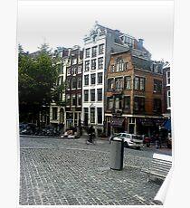 Amsterdam Delight Poster
