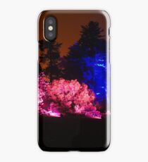 Colour Wheel (2) - Botanic Lights 2015 iPhone Case/Skin