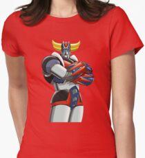Goldrake  Women's Fitted T-Shirt