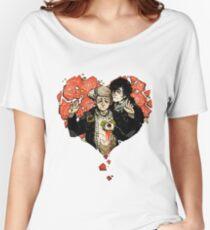 Sherlock: The Reichenbach Fall 2 Women's Relaxed Fit T-Shirt
