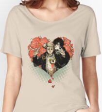 Sherlock: The Reichenbach Fall Women's Relaxed Fit T-Shirt