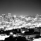 Urban Monochrome  by Stuart Hagan