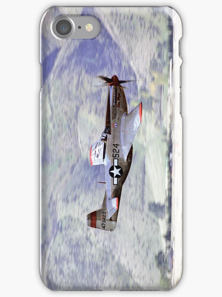"""Cadillac of the skies!"" - iPhone/iPod case by Anthony Woolley"