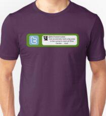 The Shirt Tweeted Unisex T-Shirt