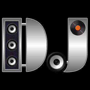 Metal DJ by monafar