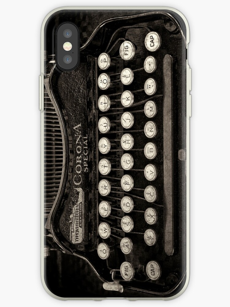 Vintage Schreibmaschinentastatur von DaveTurner