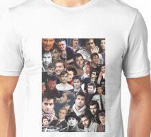 David Tennant Collage Unisex T-Shirt
