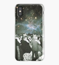 Dancing under the stars iPhone Case