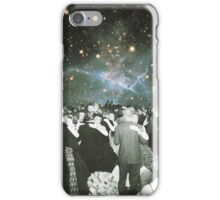 Dancing under the stars iPhone Case/Skin