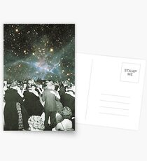 Dancing under the stars Postcards