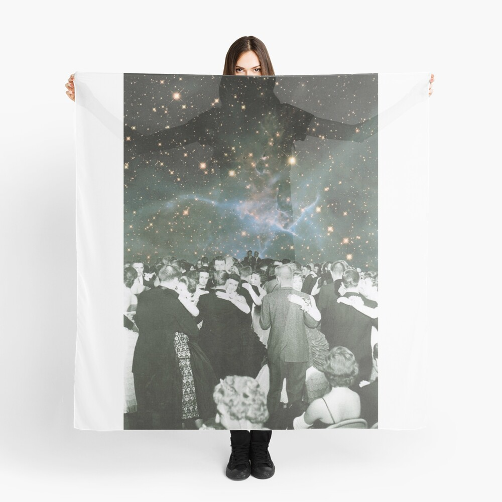 Dancing under the stars Scarf