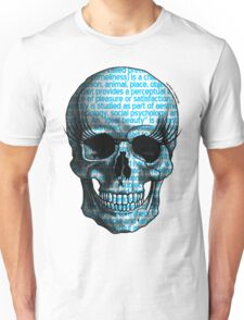 Beauty Skull T-Shirt