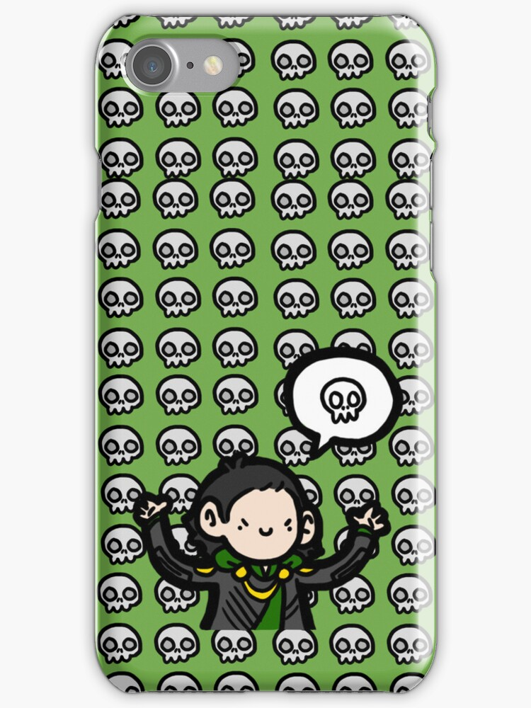 Mischief- iPhone/iPod case by geothebio