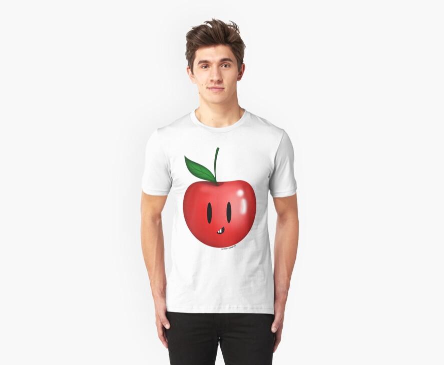 Apple! by Luiz  Penze