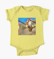 Bee Back at 4:15 pm matching Qtees One Piece - Short Sleeve