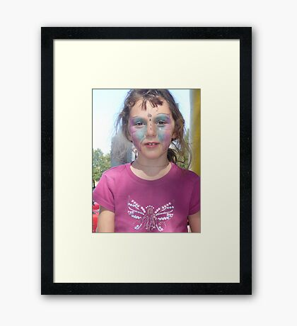 Pixie Dust! Framed Print