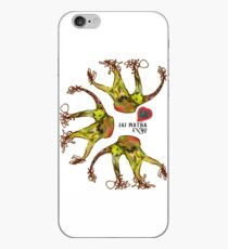 MATHA'S LION iPhone Case