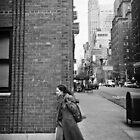 New Yorker by Ilker Goksen