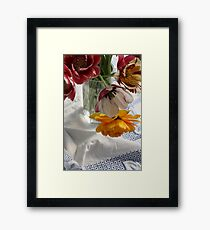 Little Holland Framed Print