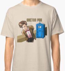 Doctor Poo Classic T-Shirt
