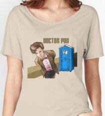 Doctor Poo Women's Relaxed Fit T-Shirt